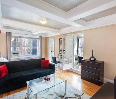 New York Furnished Apartments - Studio
