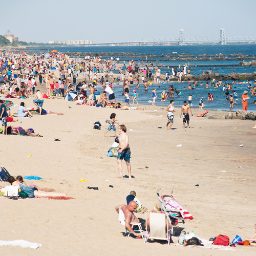 Best NYC Beaches For Your Day Trip