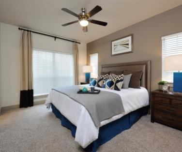 Round Rock Bedroom