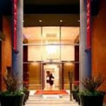 Yaletown Suites Entrance