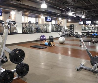 Yaletown Suites Gym