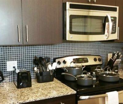 Dallas Residence Kitchen 2