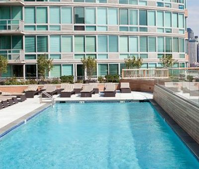 Jersey City Residence Pool