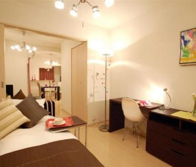 Tokyo Apartments Ginza by Globe Quarters 27ca4
