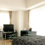 Tokyo Apartments Roppongi by Globe Quarters 3d195