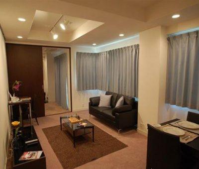Tokyo Apartments Shinagawa by Globe Quarters 254f0
