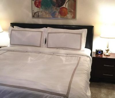 Uptown Dallas Bedroom
