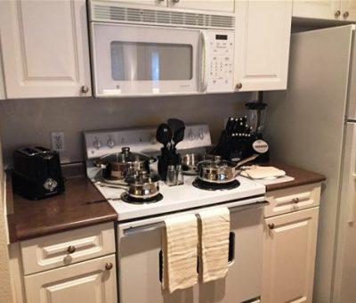 Uptown Dallas Kitchen