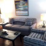 Uptown Dallas Living Room