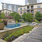 Uptown Dallas Pool Area