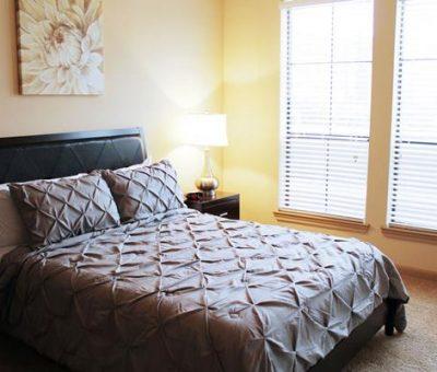 Uptown Houston Bedroom