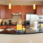 Uptown Houston kitchen