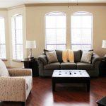 Uptown Houston Living room