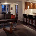 Yaletown Suites Living Room